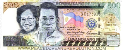 My friend Rev Naval made this amazing tribute to President Cory Aquino. I think this should become a reality :)